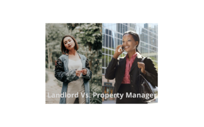 Landlord VS Property Manager